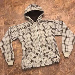 Patagonia Plaid Jacket